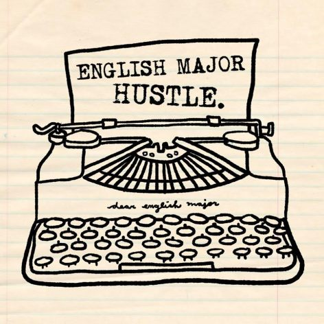 English Major Hustle